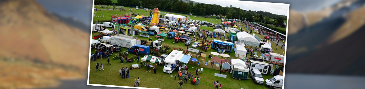 Cockermouth and District Agricultural Show 2016
