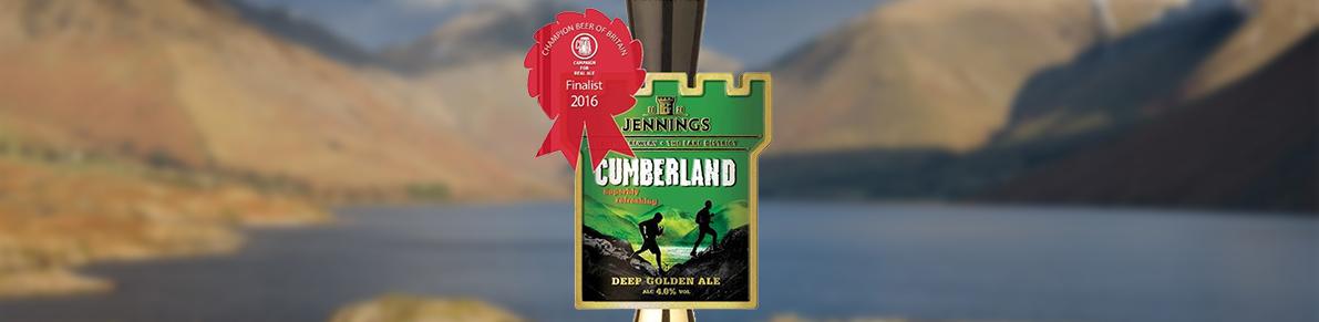 Cumberland – A Finalist at the GBBF