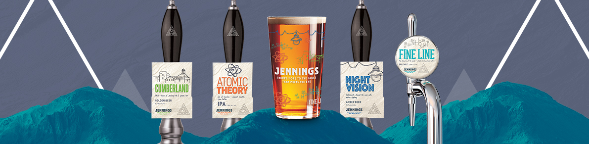 Cheers to a New Look and New Beers!